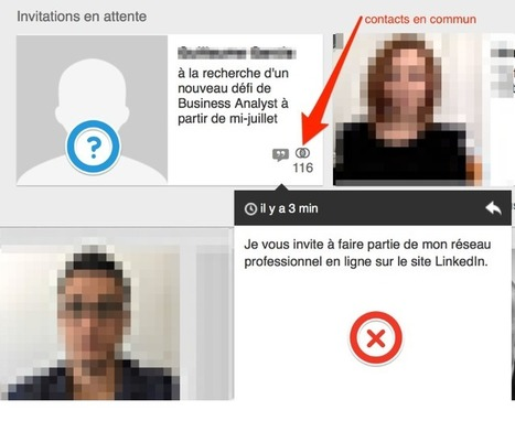 Modifiez le mauvais réglage de votre photo de profil sur #LinkedIn | Time to Learn | Scoop.it