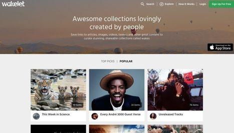 Wakelet. Outil de curation nouvelle génération – Les outils de la veille | Les outils du Web 2.0 | Scoop.it