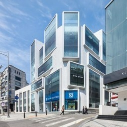 Chungha in Gangnam by MVRDV #inspiredbydesign | UbiCiudad | Scoop.it