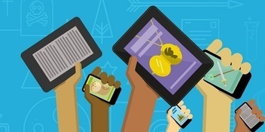 Les ebooks continuent de progresser aux USA en 2014 | IDBOOX | Chroniques digitales | Scoop.it