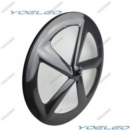 Carbon 5 spoke wheels   mountain bike wheelsets   Scoop.it