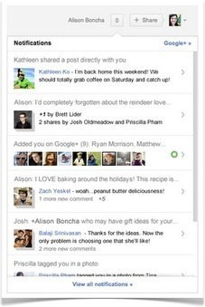 Google+: A few big improvements before the New Year | Technology and Gadgets | Scoop.it