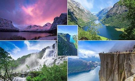 Norway's Most SPECTACULAR Fjords And Majestic Landscape | Everything from Social Media to F1 to Photography to Anything Interesting | Scoop.it