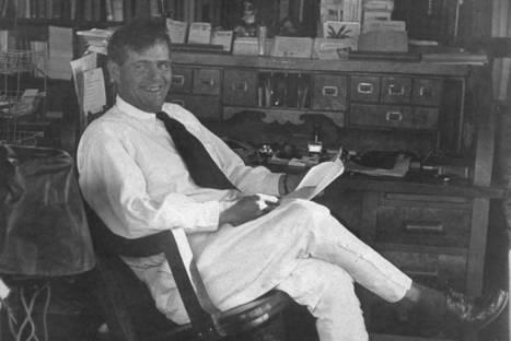 Une lettre de Jack London datant de 1905 retrou... | BiblioLivre | Scoop.it