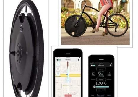 Nueva opción para transformar cualquier bicicleta en eléctrica   Bits on   Scoop.it