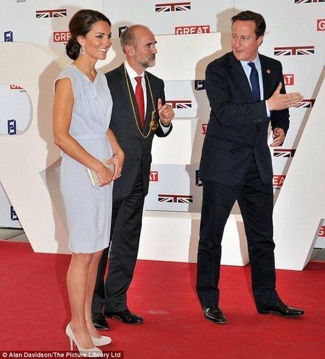 The Duchess in Dove Gray dress | myproffs.co.uk - Entertainment | Scoop.it