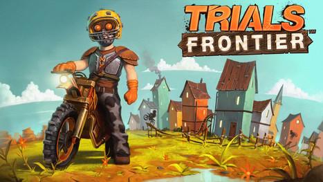 Trials Frontier 1.0 apk +data [Mod Money] | dougmiranda@live.com | Scoop.it