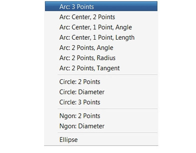 Review of Arcs Circles + Plugin for SketchUp | SketchUp Library | Scoop.it