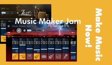 MAGIX Music Maker Jam | Machinimania | Scoop.it