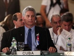 Cuban VP says controlling the news is an illusion - La prensa | World News Scoop | Scoop.it
