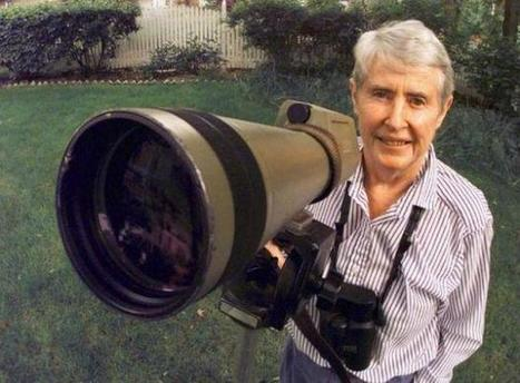 The woman who listed 8,000 bird species is the latest Google Doodle   Birding in the news   Scoop.it