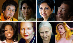 International Women's Day | World news | The Guardian | Planets, Stars, rockets and Space | Scoop.it