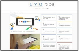 Over 100 Handy Google Tips for Teachers ~ Educational Technology and Mobile Learning | Outils 2.0 | Scoop.it