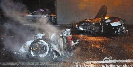 """Le mot """"Ferrari"""" censuré sur le Web chinois   TAHITI Le Mag   Scoop.it"""