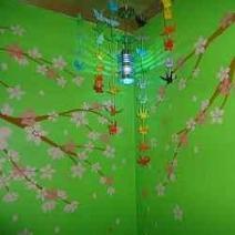 Cherry blossom wall designs | Amazing DIY craft ideas | Scoop.it