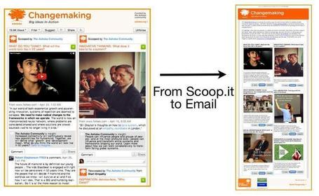 Scoop.it for Nonprofits: A Social Media Hack to Maximize Your Time and Effort without Sacrificing Your Impact | Content Curation for NonProfits | Scoop.it