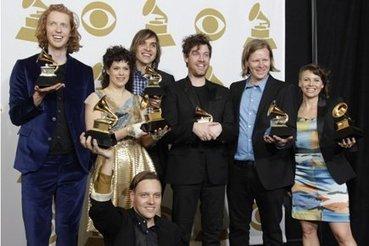 Une année de récompenses pour Arcade Fire - Cyberpresse   Meilleur de la pop 2013   Scoop.it