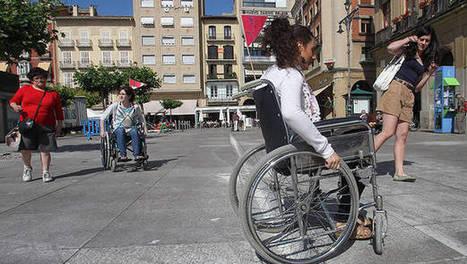 Un estudio evidencia que las leyes de accesibilidad son correctas pero en la práctica no se cumplen   Ordenación del Territorio   Scoop.it