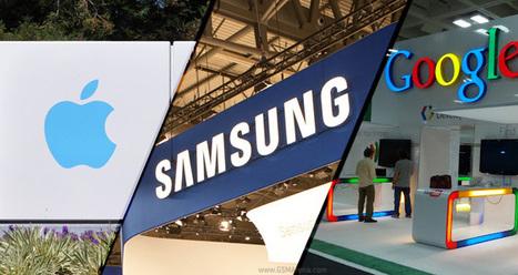 Apple'a Karşı Google ve Samsung İşbirliği | Teknokopat | Scoop.it