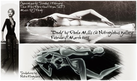 Exploring SL with Dido: 'BODY' by Paola Mills at Nitroglobus gallery | Nitroglobus Gallery | Scoop.it