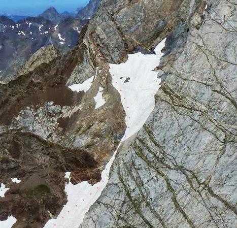 Blogs de montaña - Blog de buscandobucardos - Pic du Milieu (3.130 m.) y Grand Tapou (3.150 m.) - Barrabes.com | Montaña | Scoop.it