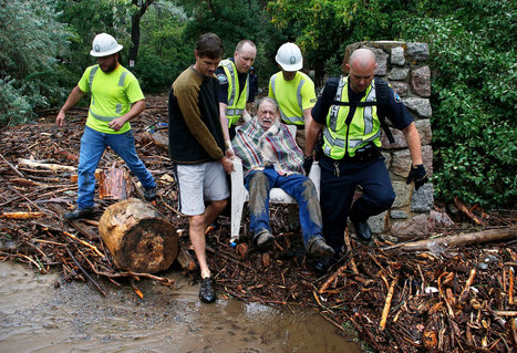 Colorado Floodwaters Force Thousands to Flee | Article of the Week | Scoop.it