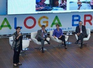 'Bolsa família não tira ninguém do trabalho', brada ministra de Desenvolvimento Social | TecnologoDS News | Scoop.it