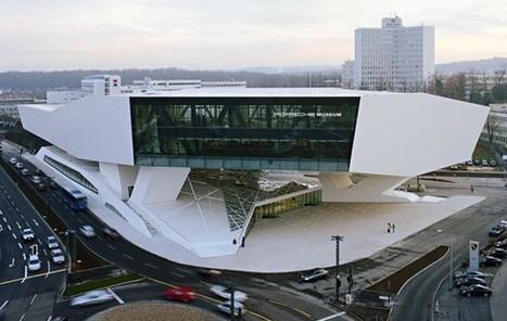 The New Porsche Museum | Adventure World | Scoop.it