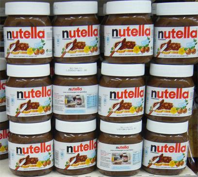 Le Nutella contient le phtalate le plus dangereux : DEHP | Toxique, soyons vigilant ! | Scoop.it