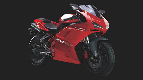 Why Is Suzuki Helping Fund This Chinese Ducati Knockoff? | Ductalk Ducati News | Scoop.it