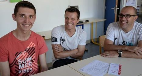 Un temps déscolarisé, Florian devient un prodige des maths   Lycée Antoine Bourdelle : on en parle...   Scoop.it