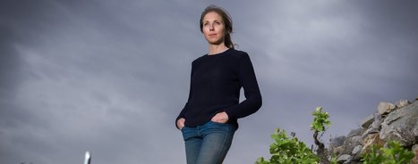 En Valais, le jardin secret de Caroline Frey | Gastronomy & Wines | Scoop.it