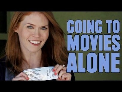 Why You Should Go to the Movies Alone | electonics | Scoop.it
