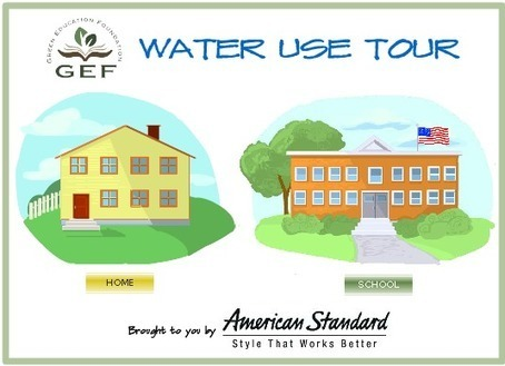 Sustainable Water Challenge - Green Education Foundation | GEF | Sustainability Education | Technology to enhance students literacy skills | Scoop.it