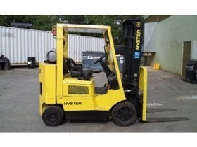 Hyster Forklift S80XM-BCS   Coast Machinery Group   Scoop.it