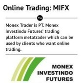 Infographic: Online Trading: MIFX | Infogram | Financial Service | Scoop.it