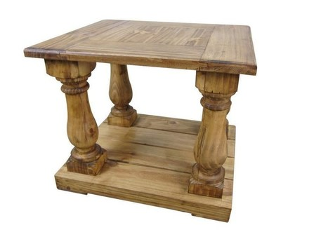 Large Rustic Pine End Table | Large Rustic Pine End Table | Scoop.it