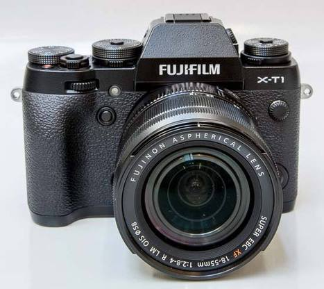 Fujifilm X-T1 Review | PhotographyBLOG | Fuji X-Pro1 | Scoop.it