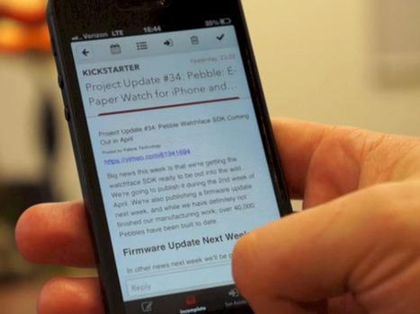 Mail Pilot, un nouveau client mail pour iPhone et iPad | système d'exploitation des mobiles | Scoop.it