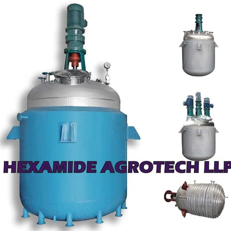 Agitated vessels supplier,agitated vessels manufacturer,agitated reaction vessels supplier | SS 316 ,304 CHEMICAL REACTOR MFG INDIA | Scoop.it