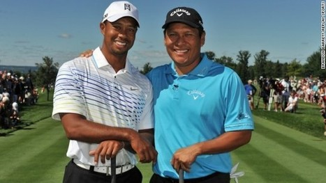 Tiger Woods' friend Notah Begay leads Native American obesity fight | Waabizhishi News | Scoop.it
