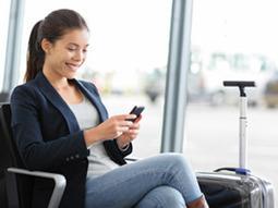 Technology can make air travellers 'happier' suggests study - Travolution.co.uk | Médias sociaux et tourisme | Scoop.it