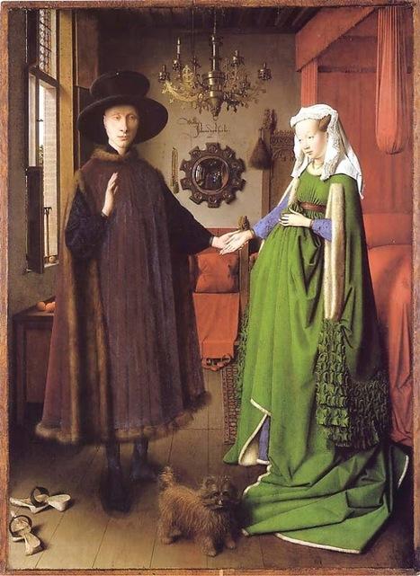 #191 ❘ Les Époux Arnolfini ❘ 1434 ❘ Jan van Eyck (1390-1441) | # HISTOIRE DES ARTS - UN JOUR, UNE OEUVRE - 2013 | Scoop.it