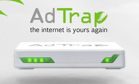 AdTrap, l'Internet sans pub arrive sous forme de boitier | Ma veille - Technos et Réseaux Sociaux | Scoop.it