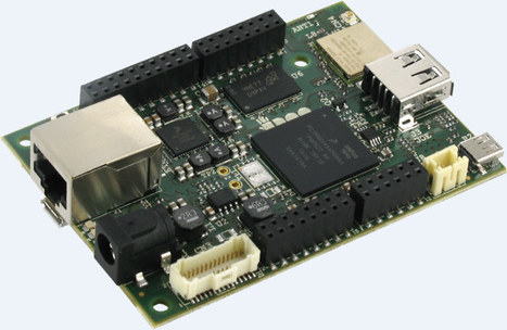 UDOO Neo Combines Arduino, Raspberry Pi, Wi-Fi, Bluetooth and Sensors into a Single $49 Board (Crowdfunding) | Embedded Systems News | Scoop.it
