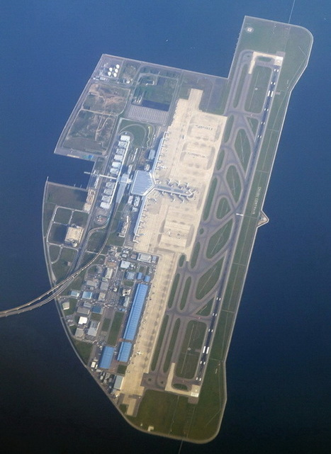 THE WORLD GEOGRAPHY: 11 Incredible Island Airports | Ingeniería | Scoop.it