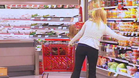 Focus sur les étagères intelligentes de Mondelez. | La Minute Retail | De l'utilisation des bornes de comptage en magasin | Scoop.it