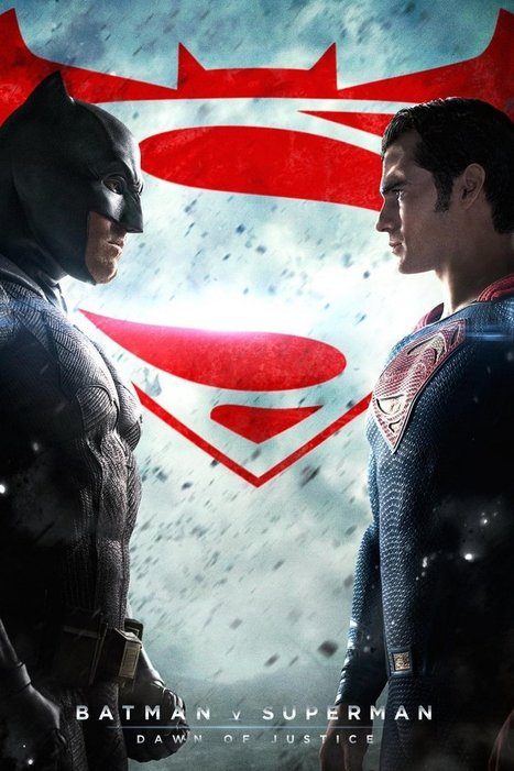 Batman v Superman: Dawn of Justice | Movies Database | Scoop.it