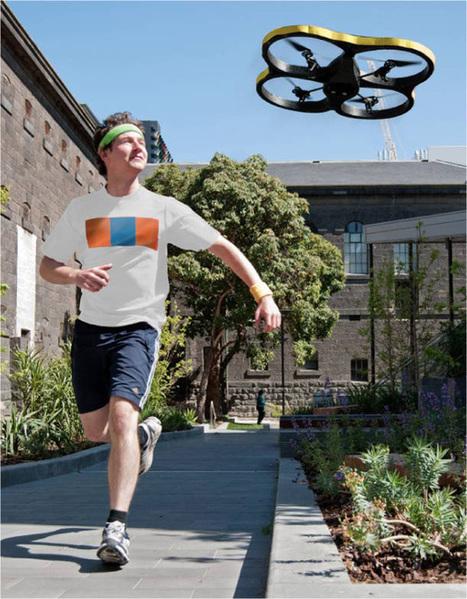 Joggobot – un 'coach' pour courir | Actualités robots et humanoïdes | Scoop.it