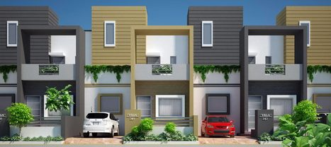 2 and 3 BHK Premium Villas in Jaipur at Kalwar Road | Property in Jaipur | Scoop.it